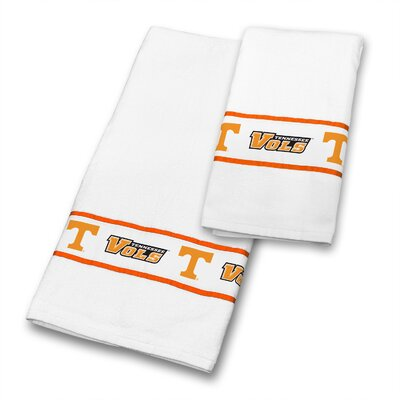 Tennessee University 2 Piece Towel Set