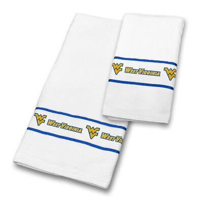 West Virginia University 2 Piece Towel Set
