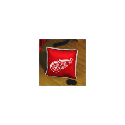 NHL Detroit Red Wings Throw Pillow