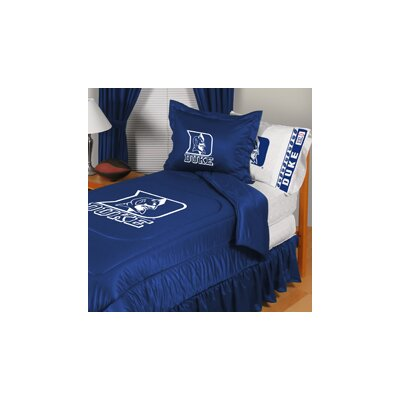 Duke University Comforter Size: Full/Queen
