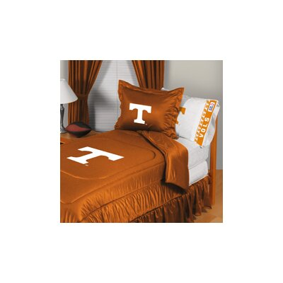 University of Tennessee Comforter Size: Twin