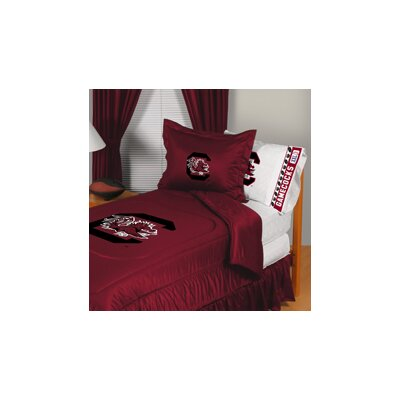 University of South Carolina Comforter Size: Full/Queen