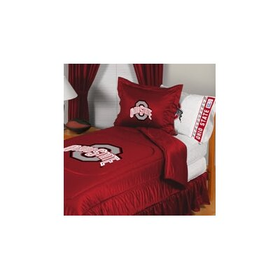 Ohio State University Comforter Size: Full/Queen