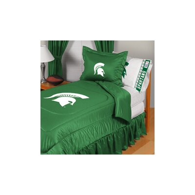 Michigan State University Comforter Size: Twin
