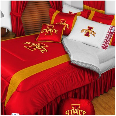Iowa State University Comforter Size: Full/Queen