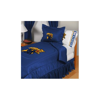 NCAA Kentucky Comforter Size: Full/Queen