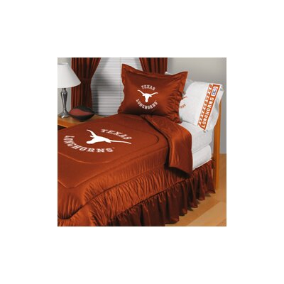 University of Texas Comforter Size: Twin