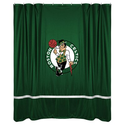 NBA Boston Celtics Shower Curtain