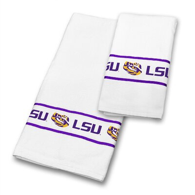 Louisiana State 2 Piece Towel Set