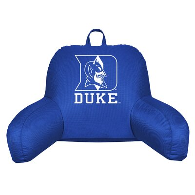 NCAA Duke Bed Rest Pillow