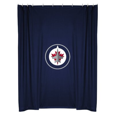 NHL Shower Curtain NHL Team: Winnipeg Jets