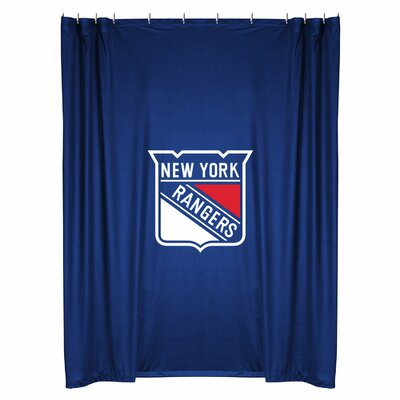 NHL Shower Curtain NHL Team: New York Rangers