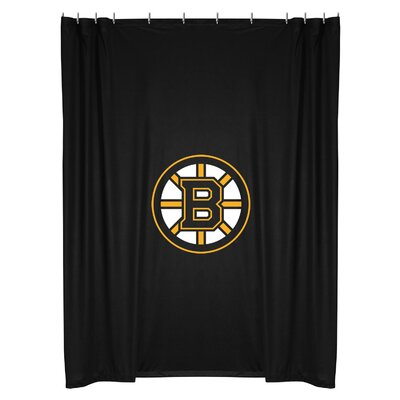 NHL Shower Curtain NHL Team: Boston Bruins