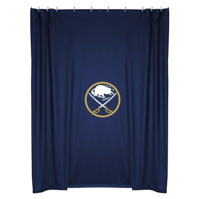 NHL Shower Curtain NHL Team: Buffalo Sabres