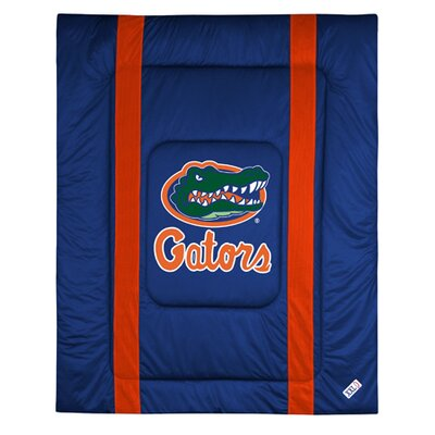 NCAA University of Florida Comforter Size: Full/Queen