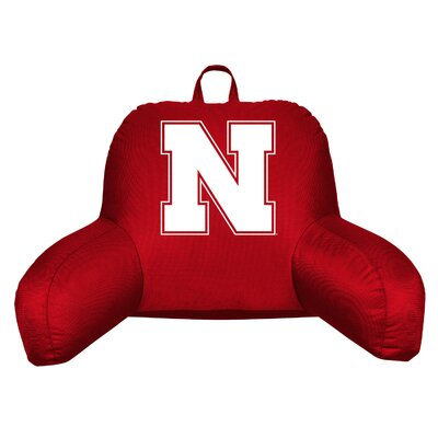 NCAA Bed Rest Pillow NCAA Team: Nebraska