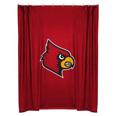 NCAA Shower Curtain NCAA Team: Louisville
