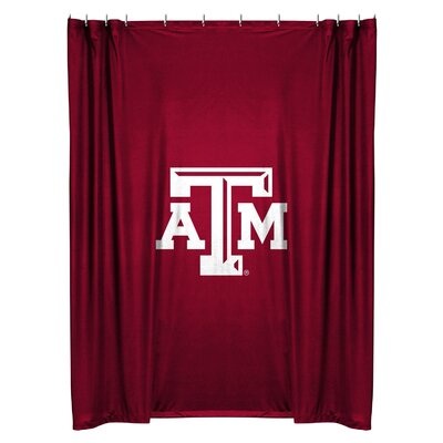 NCAA Shower Curtain NCAA Team: Texas A&M