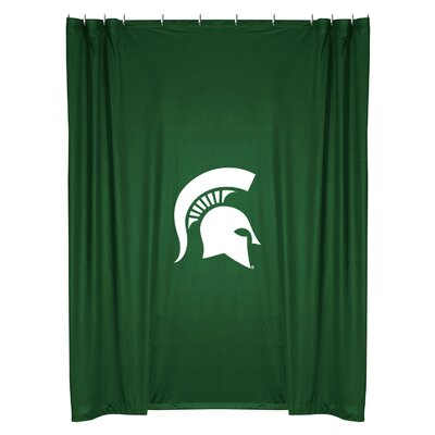 NCAA Shower Curtain NCAA Team: Michigan State