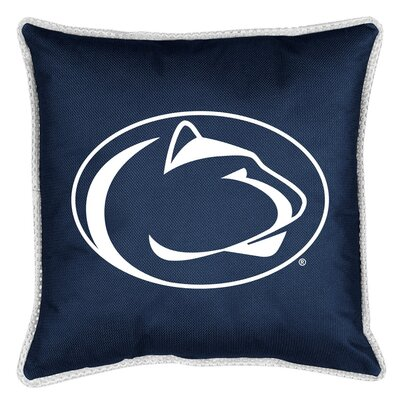 NCAA Sidelines Throw Pillow NCAA Team: Penn State