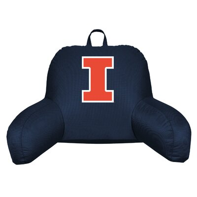 NCAA Bed Rest Pillow NCAA Team: Illinois