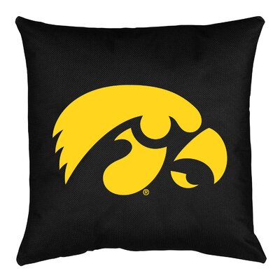 NCAA Throw Pillow NCAA Team: Iowa