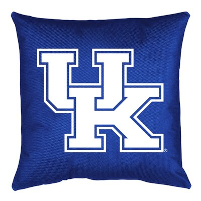 NCAA Throw Pillow NCAA Team: Kentucky