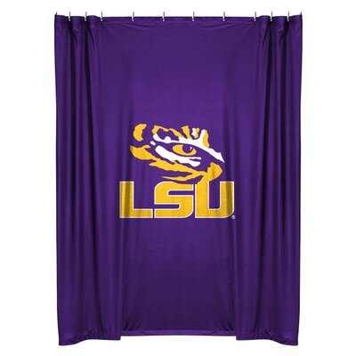 NCAA Shower Curtain NCAA Team: LSU