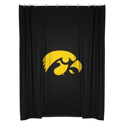 NCAA Shower Curtain NCAA Team: Iowa