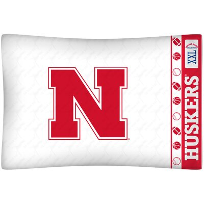 NCAA Pillow case NCAA Team: Nebraska