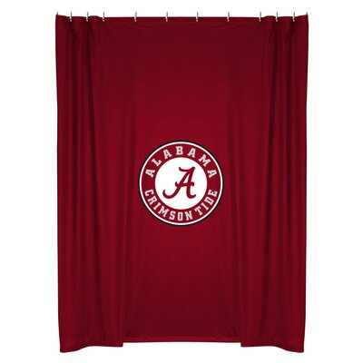 NCAA Shower Curtain NCAA Team: Alabama
