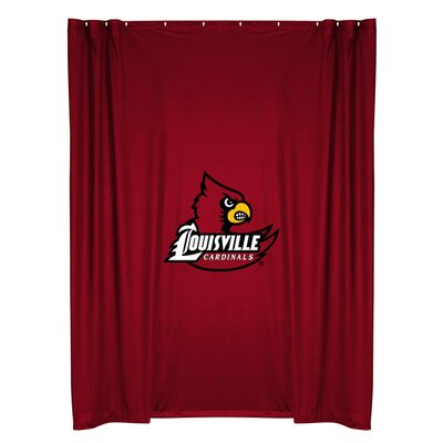 NCAA Louisville Shower Curtain