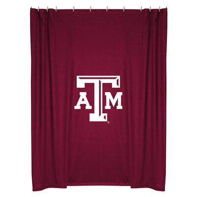 NCAA Texas A&M Shower Curtain