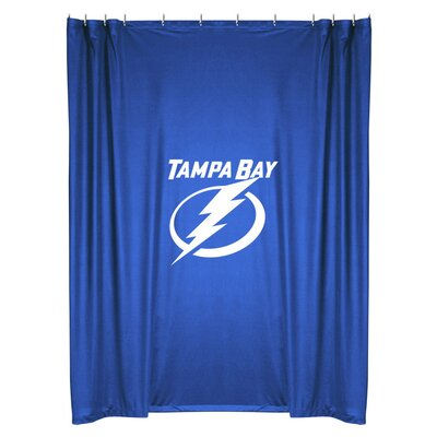 NHL Shower Curtain NHL Team: Tampa Bay Lightning