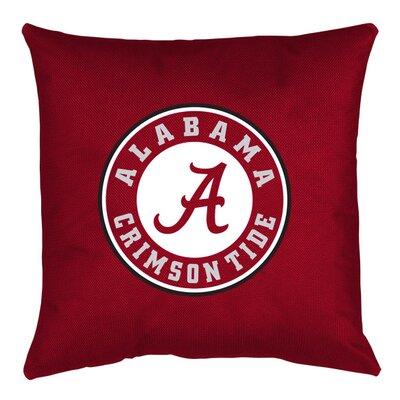 NCAA Throw Pillow NCAA Team: Alabama