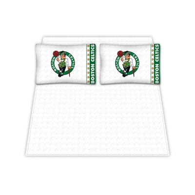 NBA Boston Celtics Sheet Set Size: Full