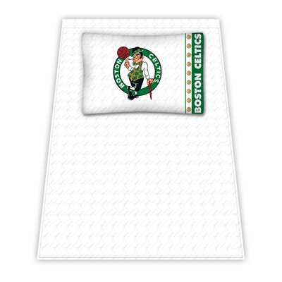 NBA Sheet Set Size: Twin, NBA Team: Boston Celtics