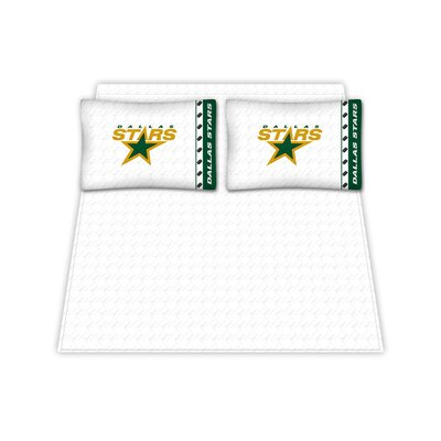 NHL Sheet Set Size: Twin, NHL Team: Dallas Stars