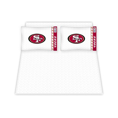 Northwest Co. NFL Sheet Set | Wayfair