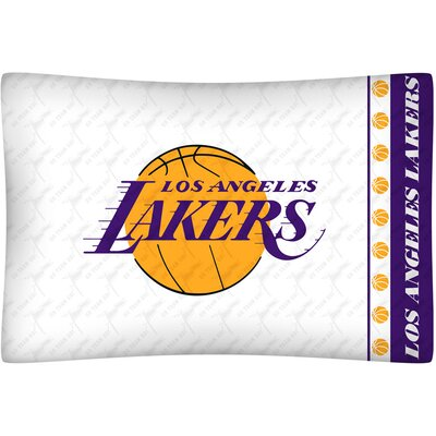 NBA Los Angeles Lakers Pillow Case