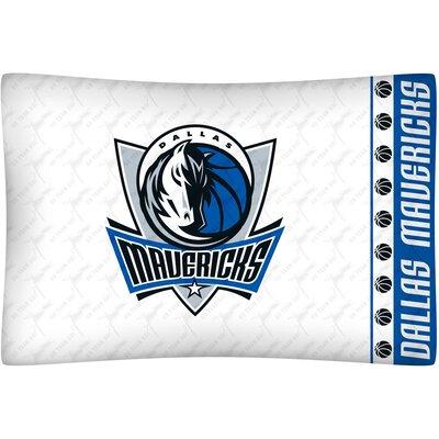 NBA Dallas Mavericks Pillow Case