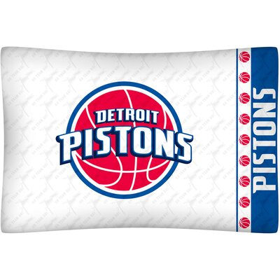 NBA Detroit Pistons Pillowcase