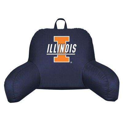 NCAA Illinois Bed Rest Pillow