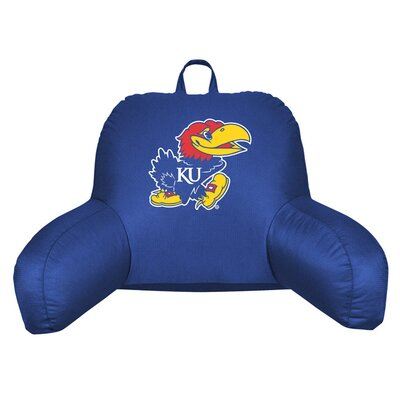 NCAA Kansas Bed Rest Pillow