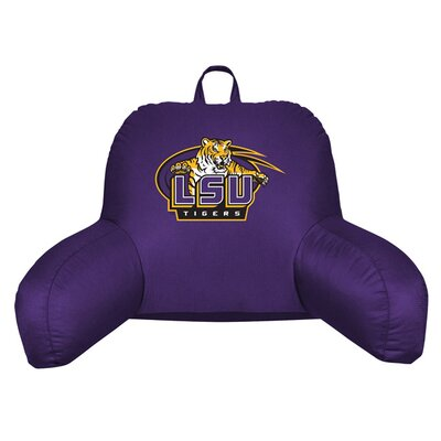 NCAA LSU Bed Rest Pillow