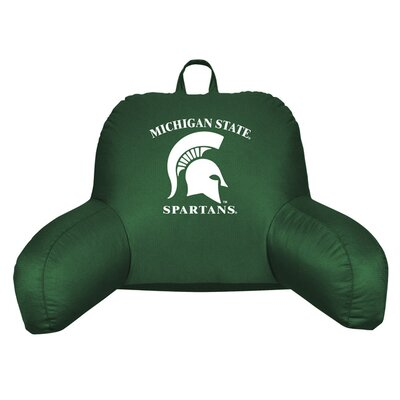 NCAA Michigan State Bed Rest Pillow