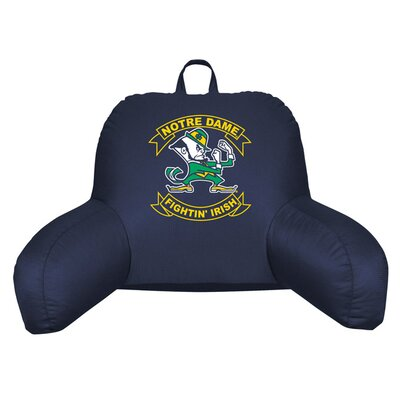 NCAA Notre Dame Bed Rest Pillow