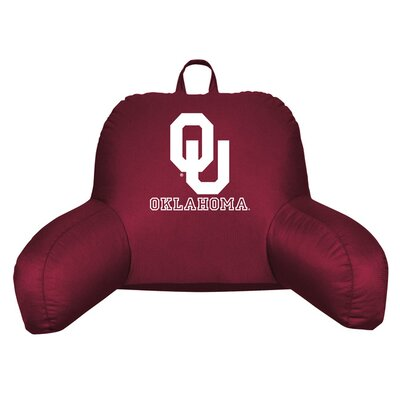 NCAA Oklahoma Bed Rest Pillow