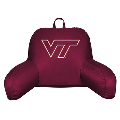 NCAA Bed Rest Pillow NCAA Team: Virginia Tech
