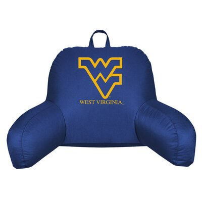 NCAA Bed Rest Pillow NCAA Team: West Virginia